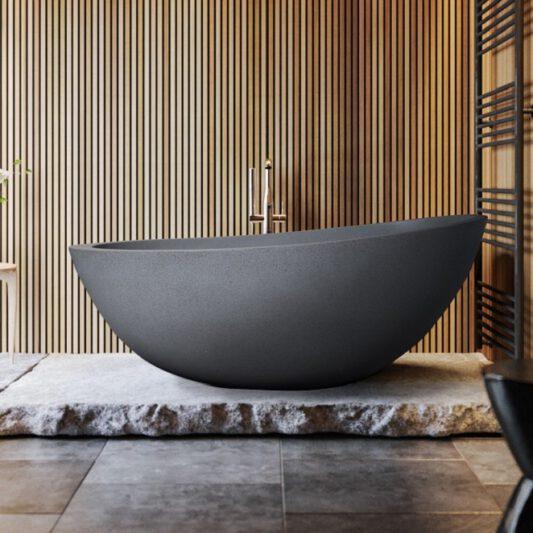 Terrazzo-badkuipen